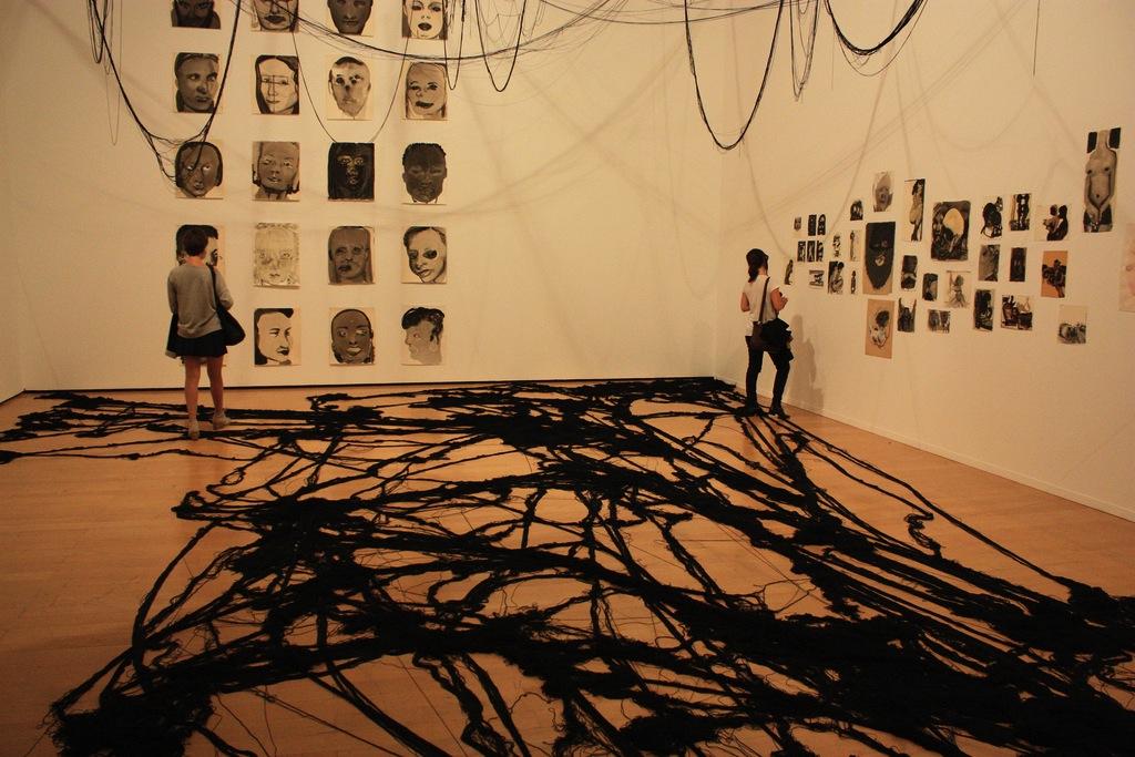 11th Lyon Biennale, A Terrible Beauty Is Born, La Sucrière/Musée d'art contemporain, 2011