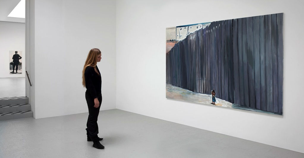David Zwirner, Against the Wall, 2010