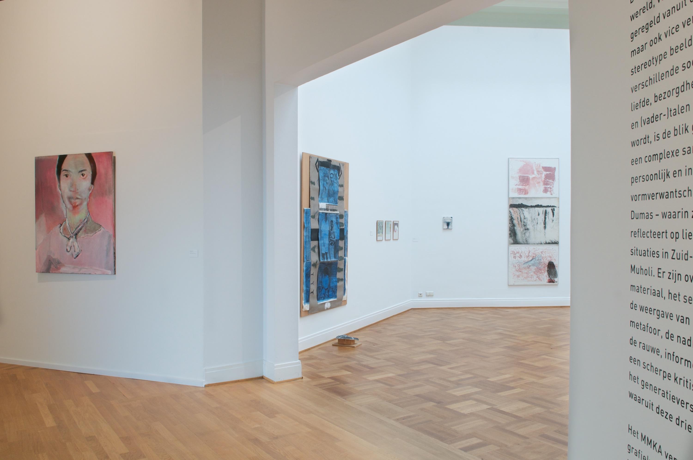 <i>Bopape Dumas Muholi</i>, Museum voor Moderne Kunst Arnhem (MMKA), Arnhem, Netherlands, 2010-2011