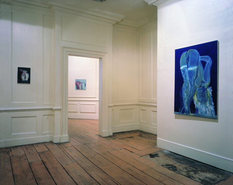 Frith Street Gallery, MD-light, 1999