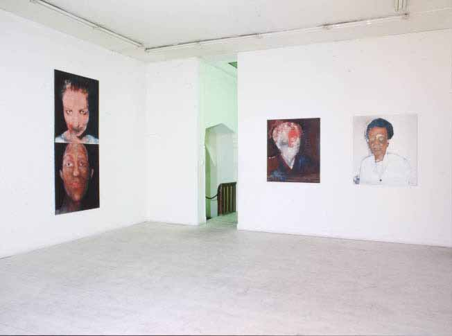 Galerie Paul Andriesse, The Eyes of the Night Creatures, 1985