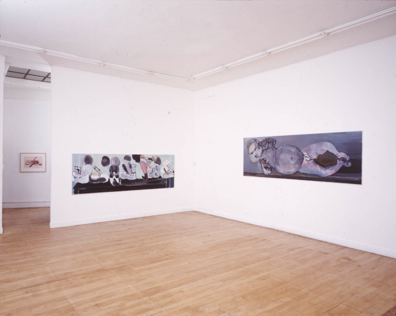 Galerie Paul Andriesse, The Origin of the Species, 1991