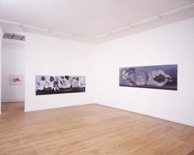 Galerie Paul Andriesse, The Origin of the Species, 1991