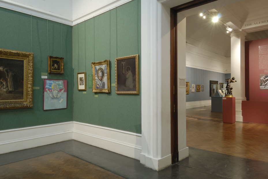 <i>Intimate Relations</i>, Iziko South African National Gallery, Cape Town, South Africa, 2007-2008