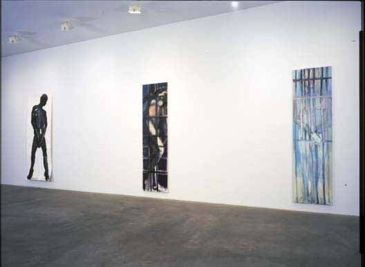 Jack Tilton/Anna Kustera Gallery, All is Fair in Love and War, 2001