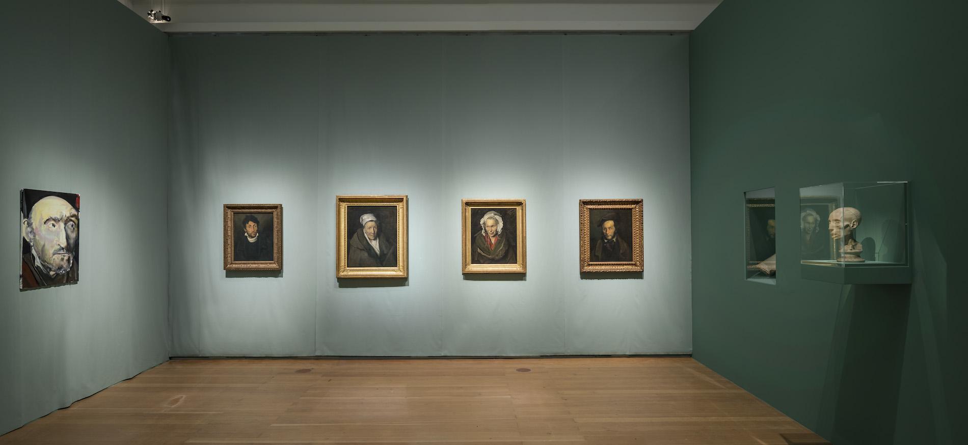 Kunsthalle Schirn, Géricault: Bilder auf Leben und Tod, 2013-2014