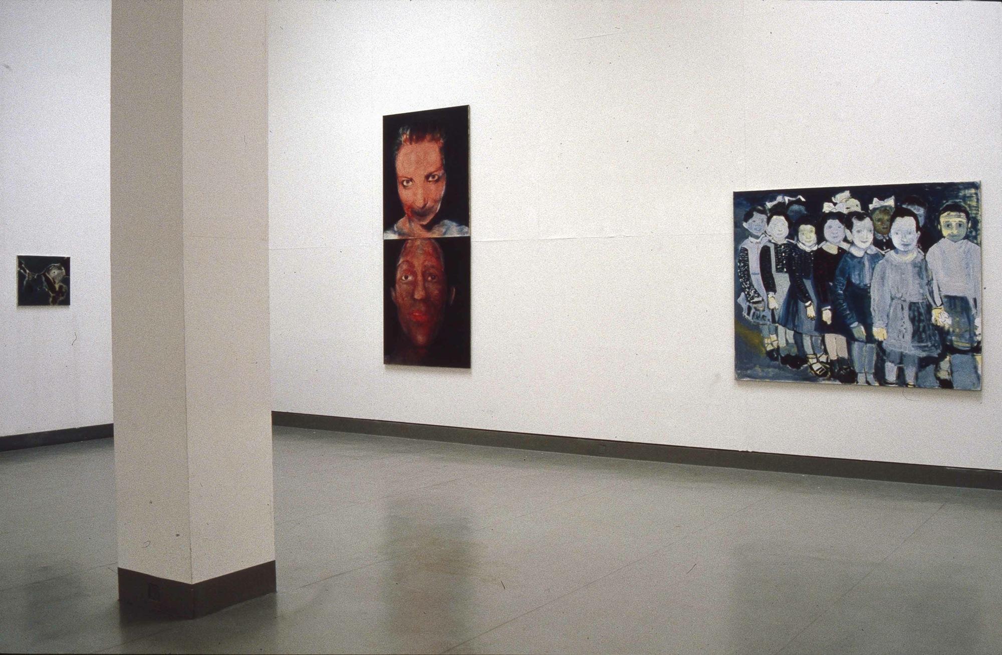 Kunstverein Bonn, Marlene Dumas, 1993