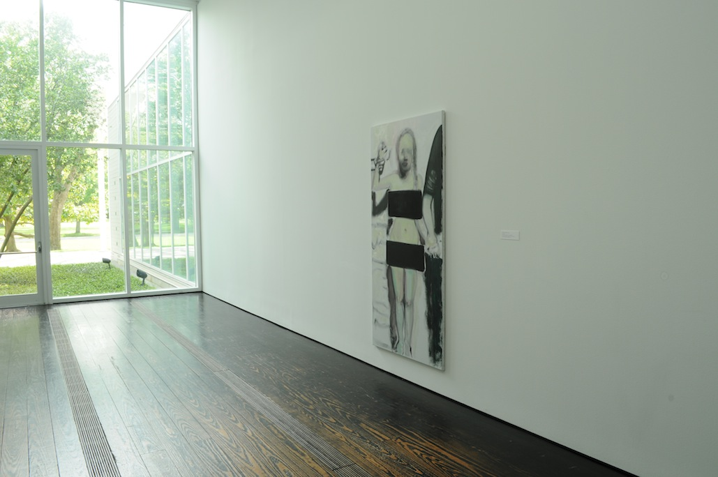 Menil Collection, Measuring your own Grave, 2009