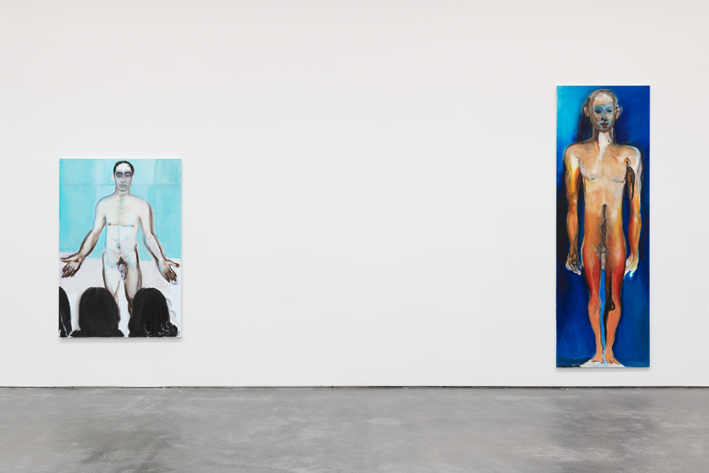<i>Myths & Mortals</i>, David Zwirner, 2018 (Solo exhibition)