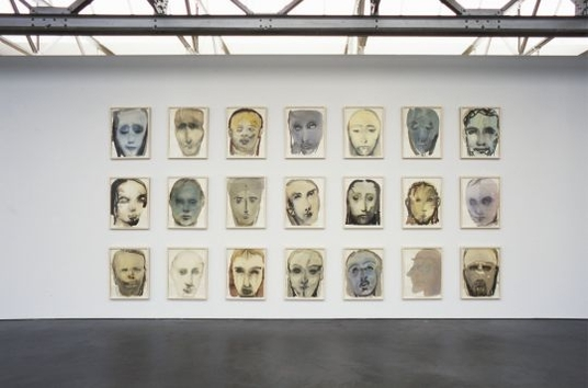 Nom de Personne/Name No Names, De Pont, Tilburg, Netherlands, 2002 [solo exhibition]