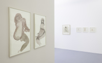 The Nakeds, Drawing Room, London, United Kingdom, 2014 [group exhibition]