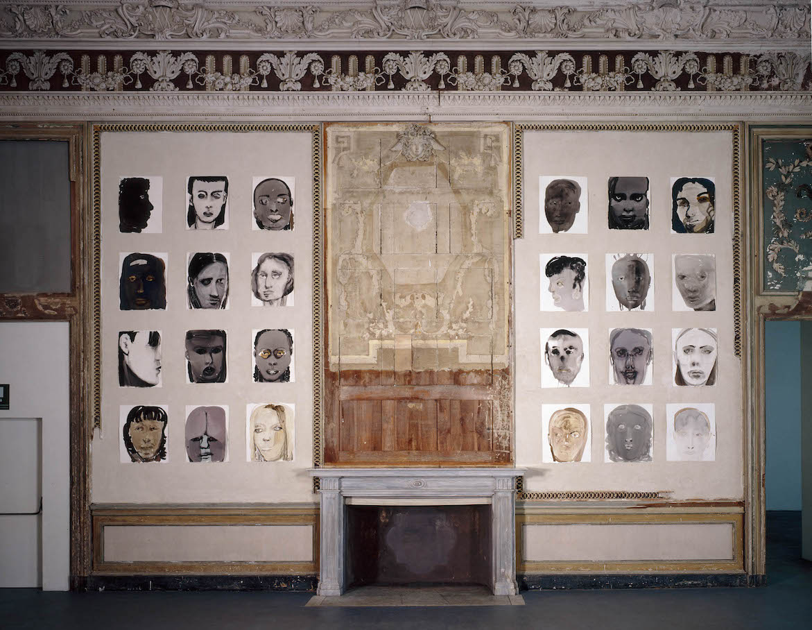 <i>The Particularity of Being Human: Marlene Dumas - Francis Bacon</i>, Castello di Rivoli, Rivoli, Italy, 1995