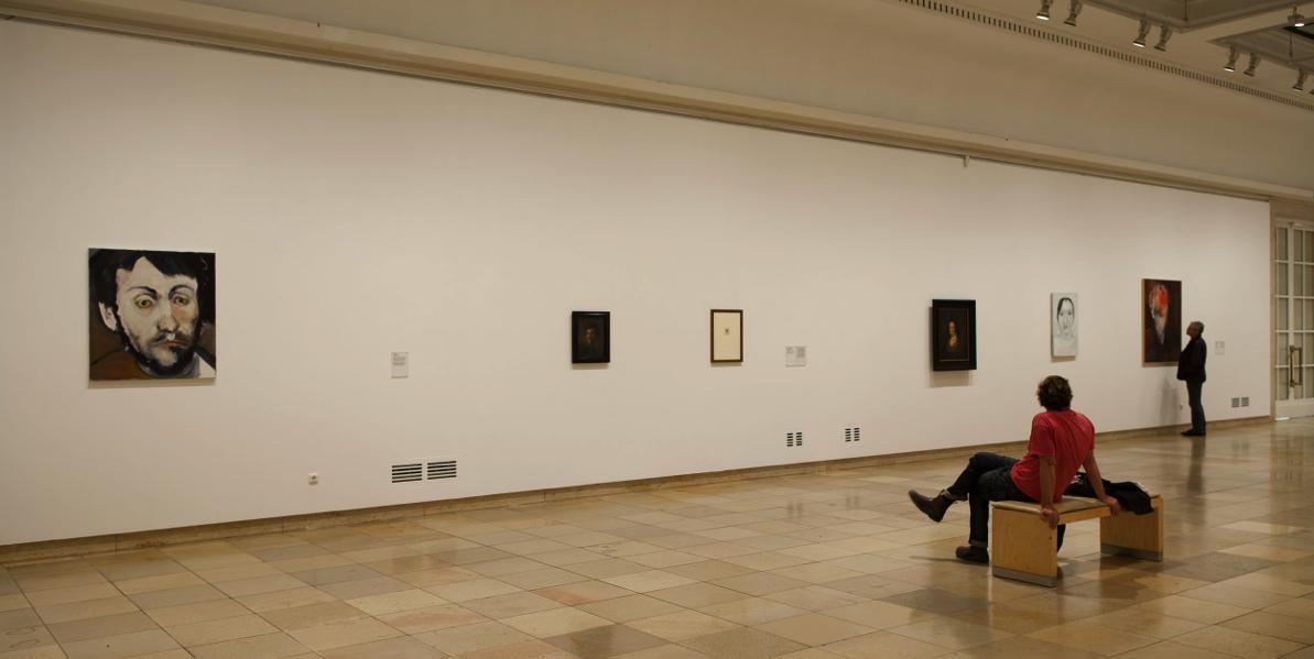Tronies, Haus der Kunst, Munich, 2010-2011