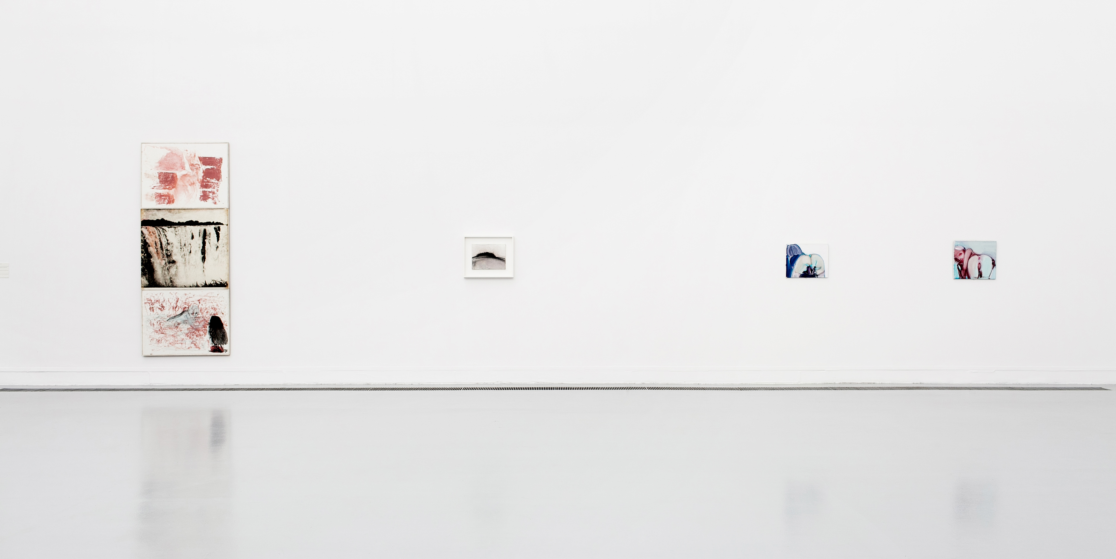Marlene Dumas: Love Hasn't Got Anything To Do With It, Zachęta, Warsaw, Poland, 2012