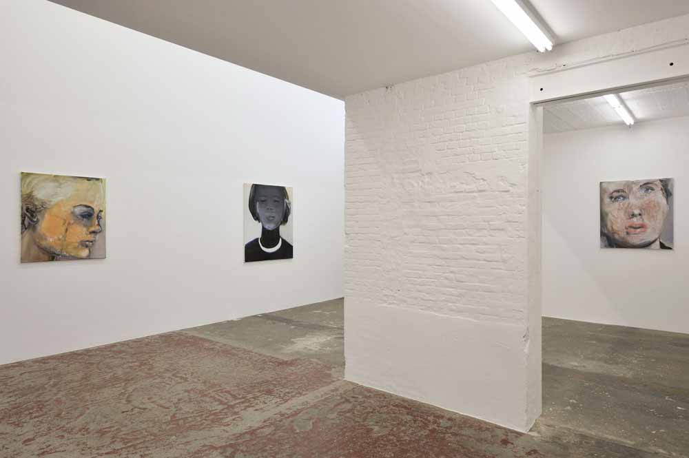 Zeno X Gallery & Zeno X Storage, For Whom the Bell Tolls, 2008