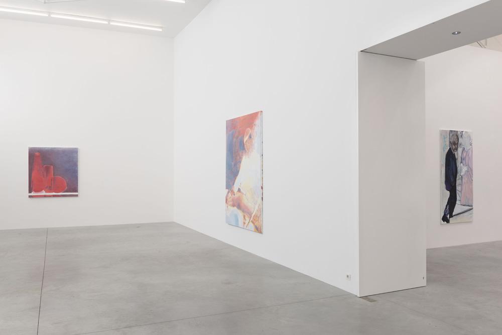 Zeno X, Marlene Dumas / Luc Tuymans: Twice, 2013